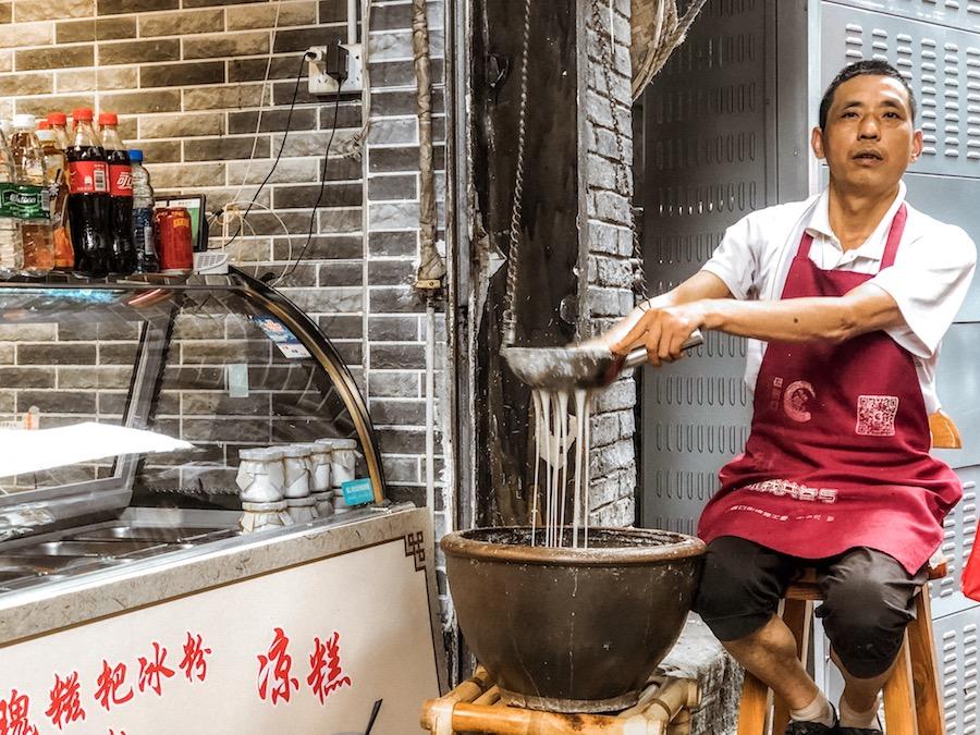 tour della cina, ciqikou, chongqing, visitare la cina
