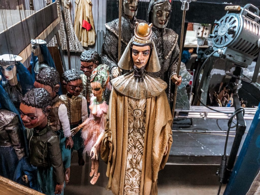 cosa fare a salisburgo, teatro marionette salisburgo