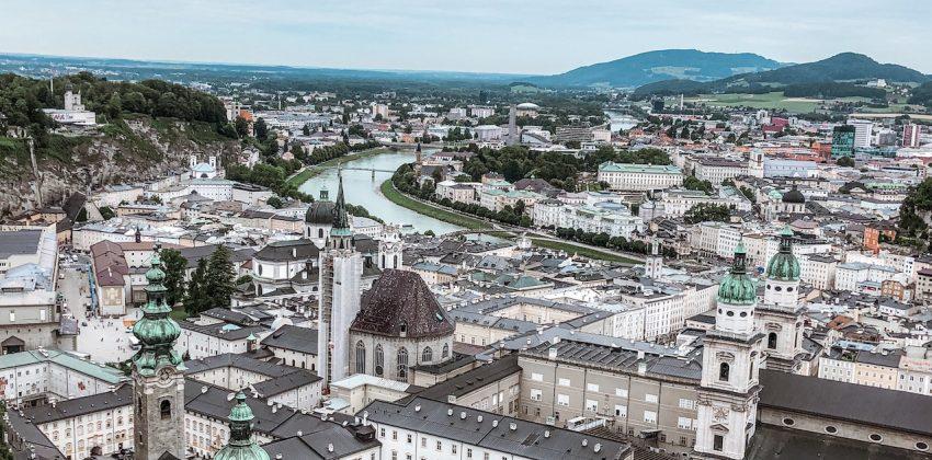 Cosa vedere a Salisburgo in due giorni: guida semi alternativa alla città