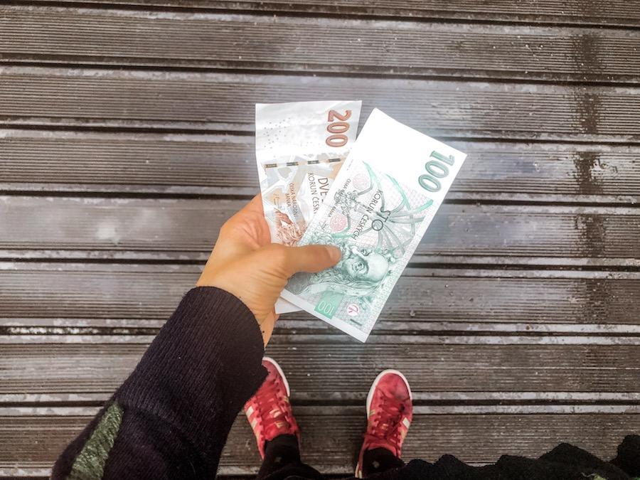 moneta praga, valuta praga