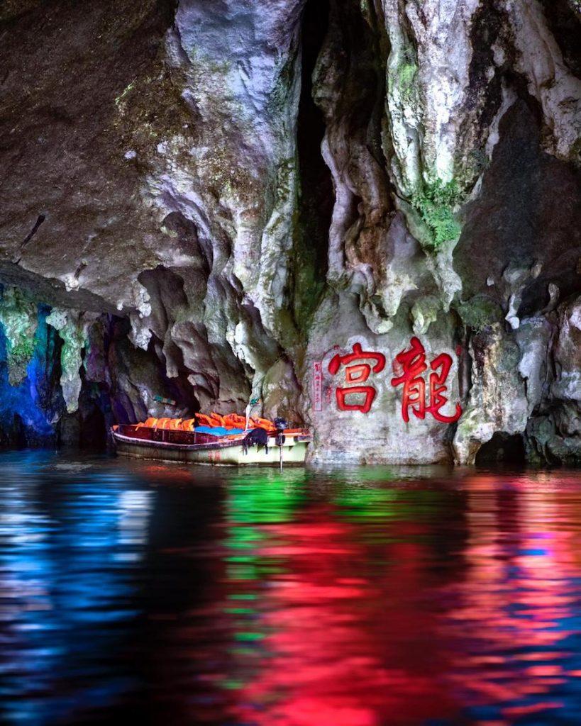 Longgong caves, cosa vedere in cina, visitare la cina
