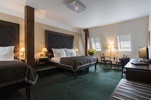 hotel william praga, dove dormire a praga
