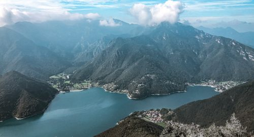 Posti da visitare in Trentino: alla scoperta della Valle di Ledro