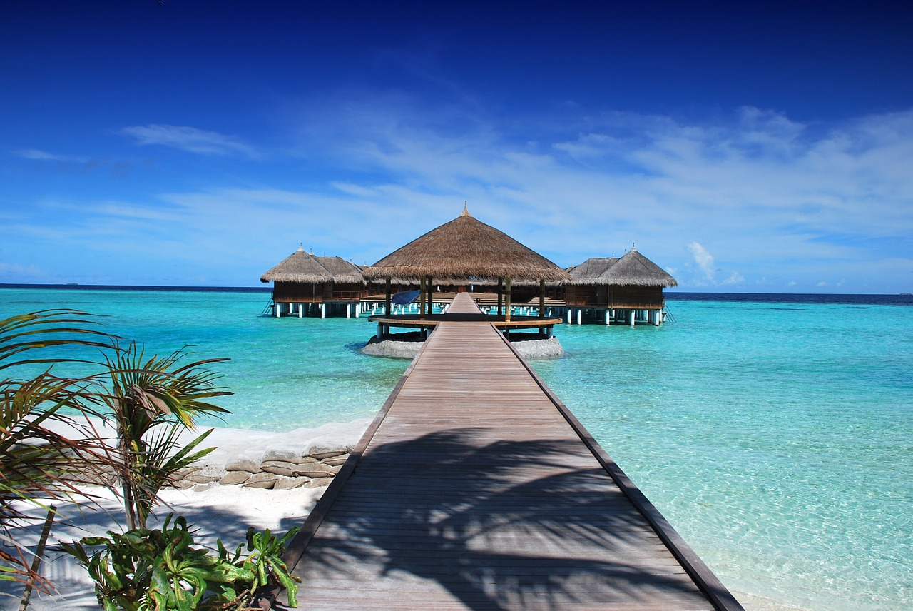 maldive, natale alle maldive