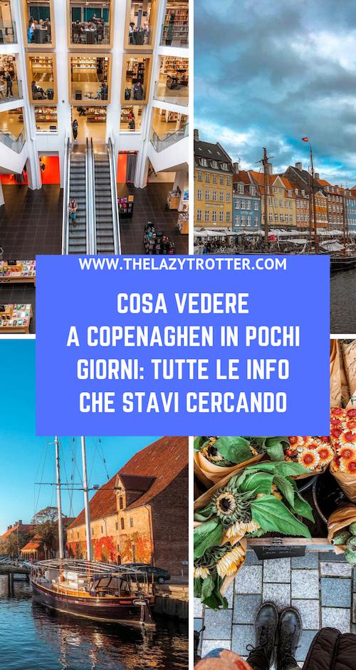 Cosa vedere a Copenaghen, visitare Copenaghen