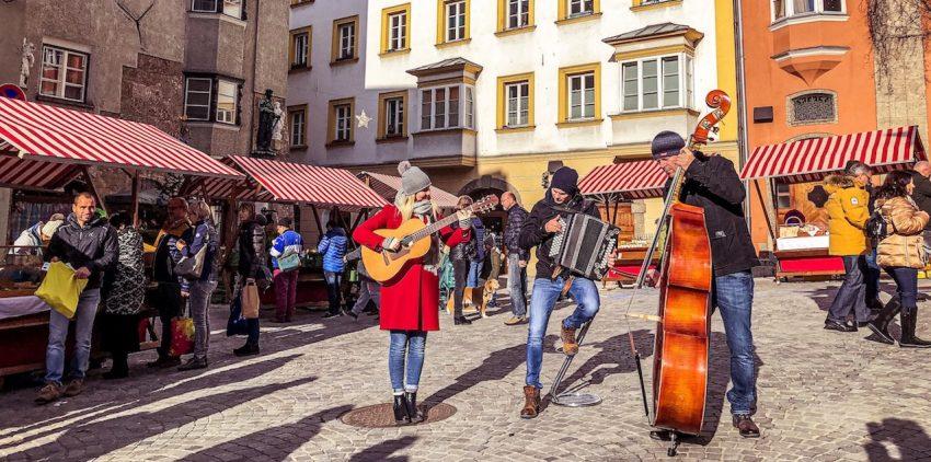 Hall in Tirolo e la magia dei mercatini di Natale in Austria