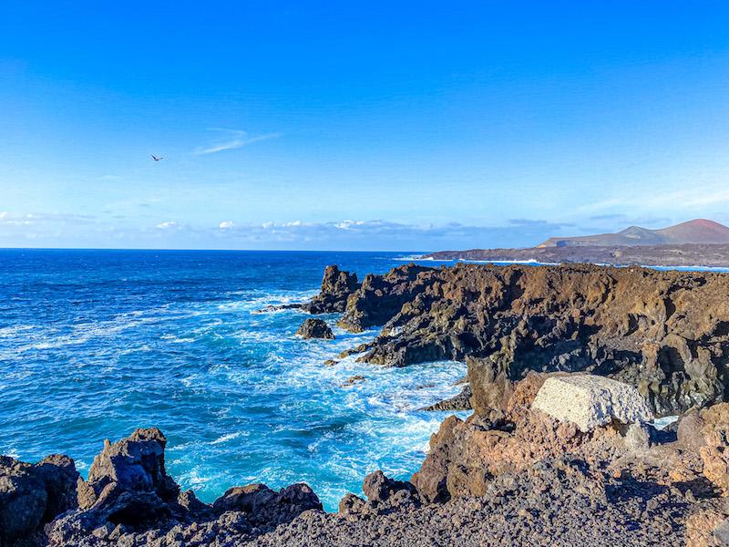Hervideros-Lanzarote-sud