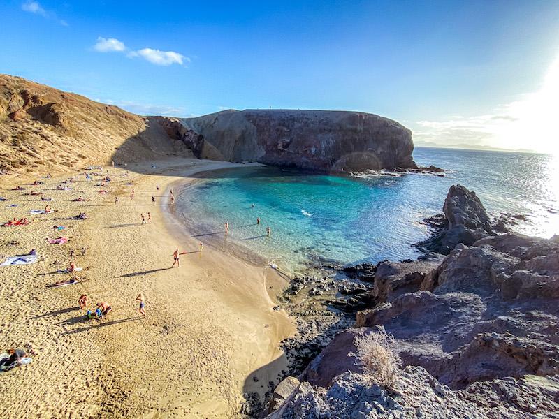 playa-papagayo-spiagge-lanzarote