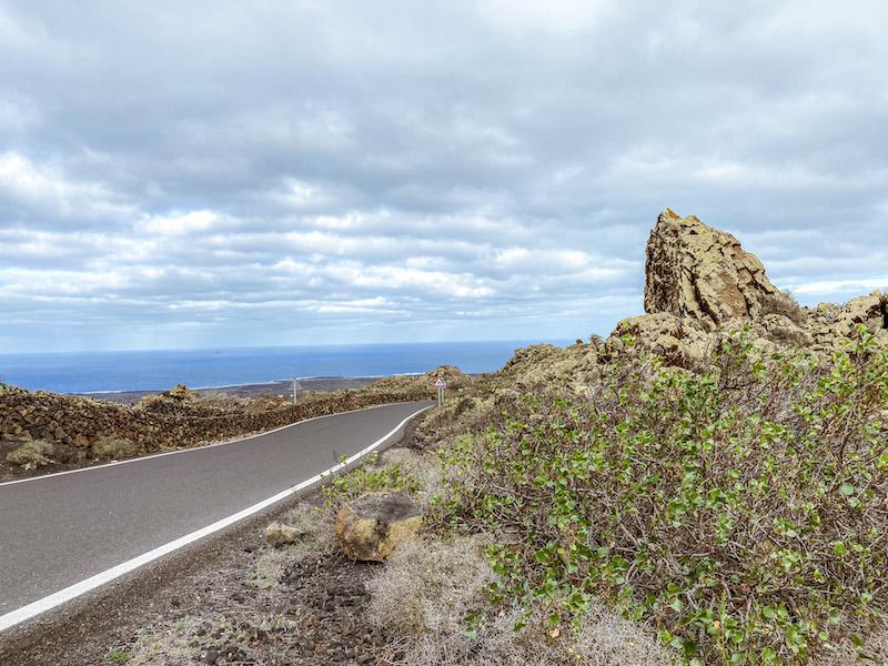 Lanzarote-paesaggio-strade